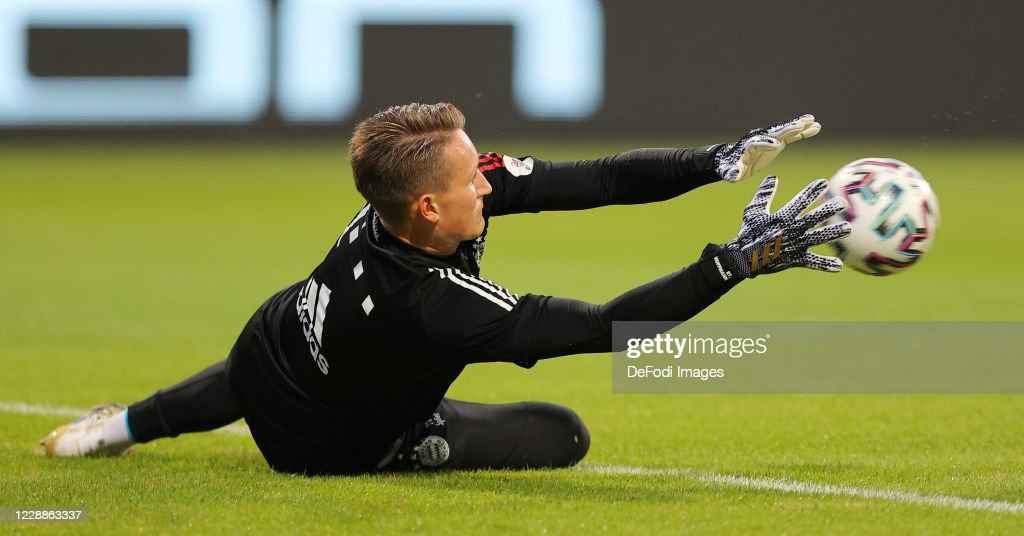 Bayern Muenchen II v Dynamo Dresden - 3. Liga : News Photo