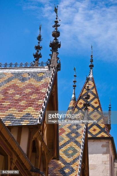 Roof and Spires