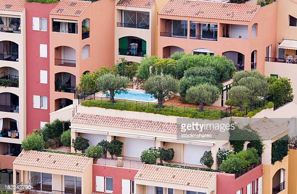 """Roof Garden """",Jardín en el último piso"""""""