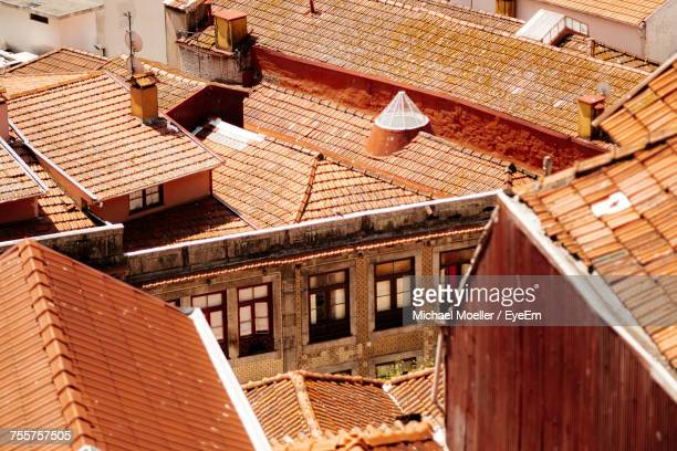 Roof Of Houses