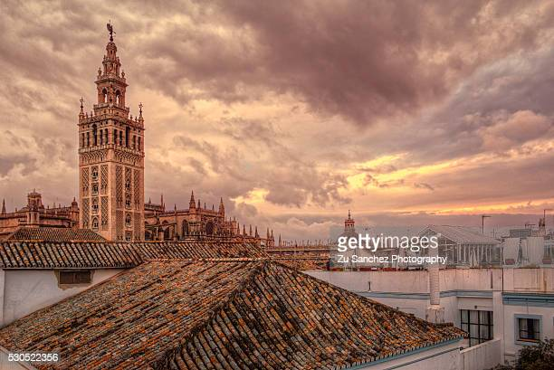 Roof of Seville