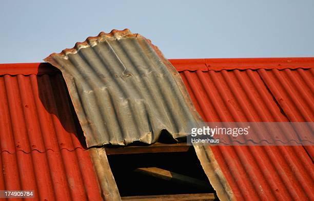 Dach-Peeling