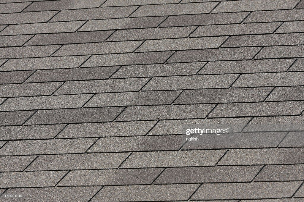 Roof shingles : Stock Photo