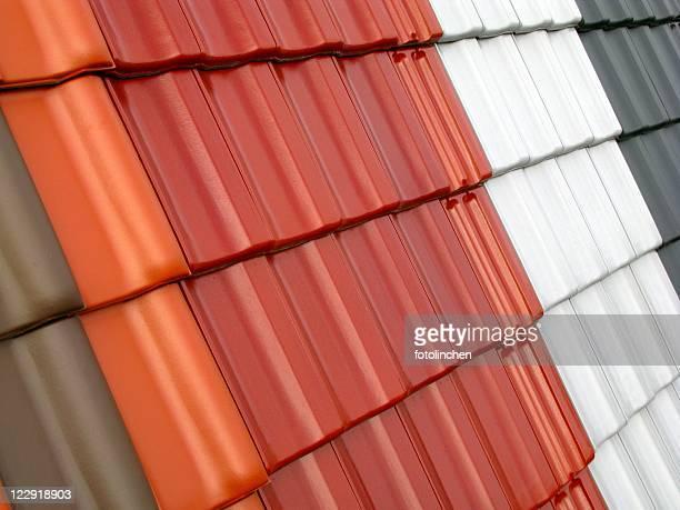 屋根のタイル