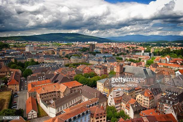 Roofs of Belfort