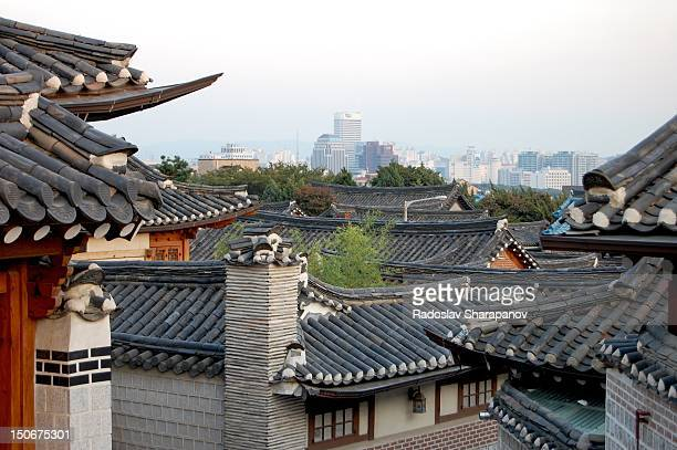 Roofs of Bukchon
