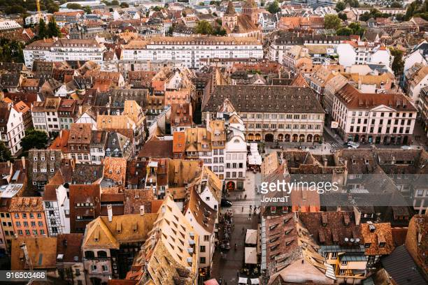 Roofs of Strasbourg