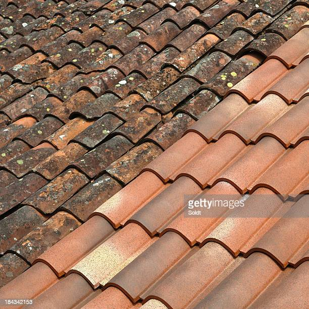 rooftiles | old and new