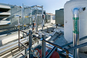 Rooftop Air Conditioning and HVAC Unit