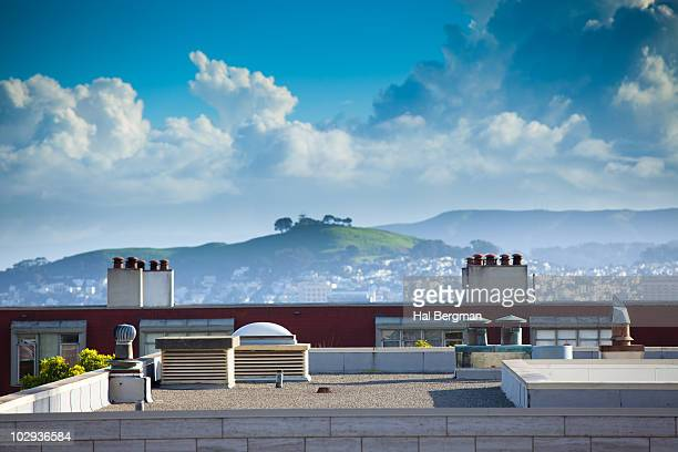Rooftop and Bernal Heights Park
