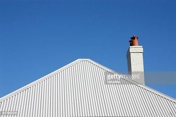 rooftop - roof stock pictures, royalty-free photos & images