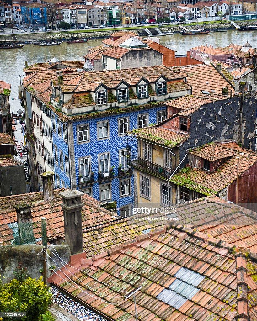 Rooftops : Foto de stock