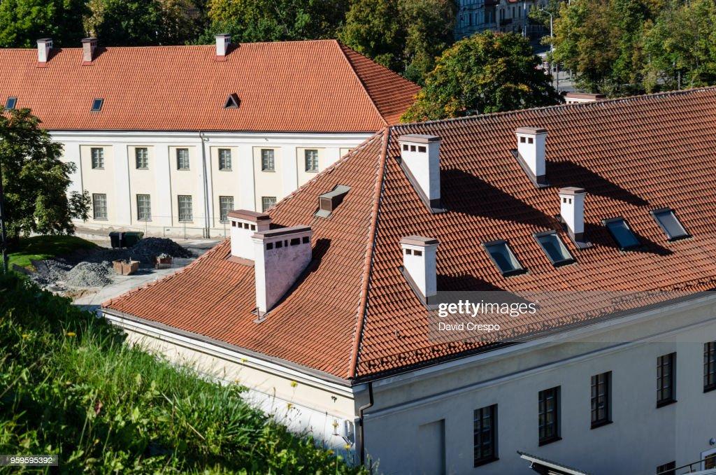 Rooftops : Stock-Foto