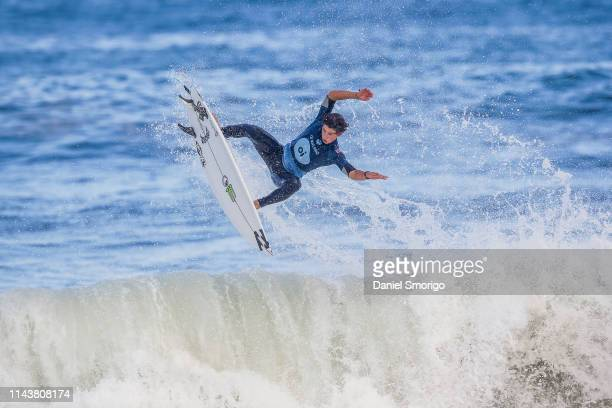 Rookie Griffin Colapinto advances directly to Round 3 of the 2018 Oi Rio Pro after winning Heat 8 of Round 1 at Barrinha, Saquarema, Rio de Janeiro,...