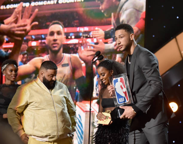 2018 NBA Awards - Inside
