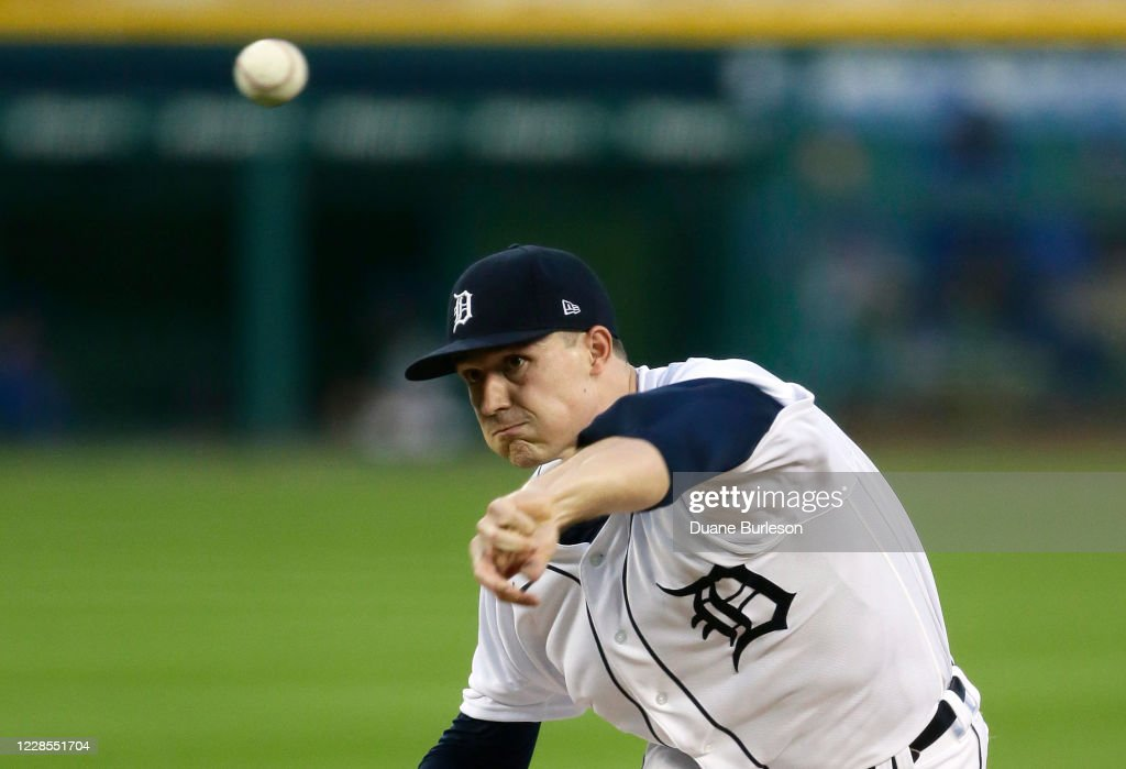 Kansas City Royals v Detroit Tigers : News Photo