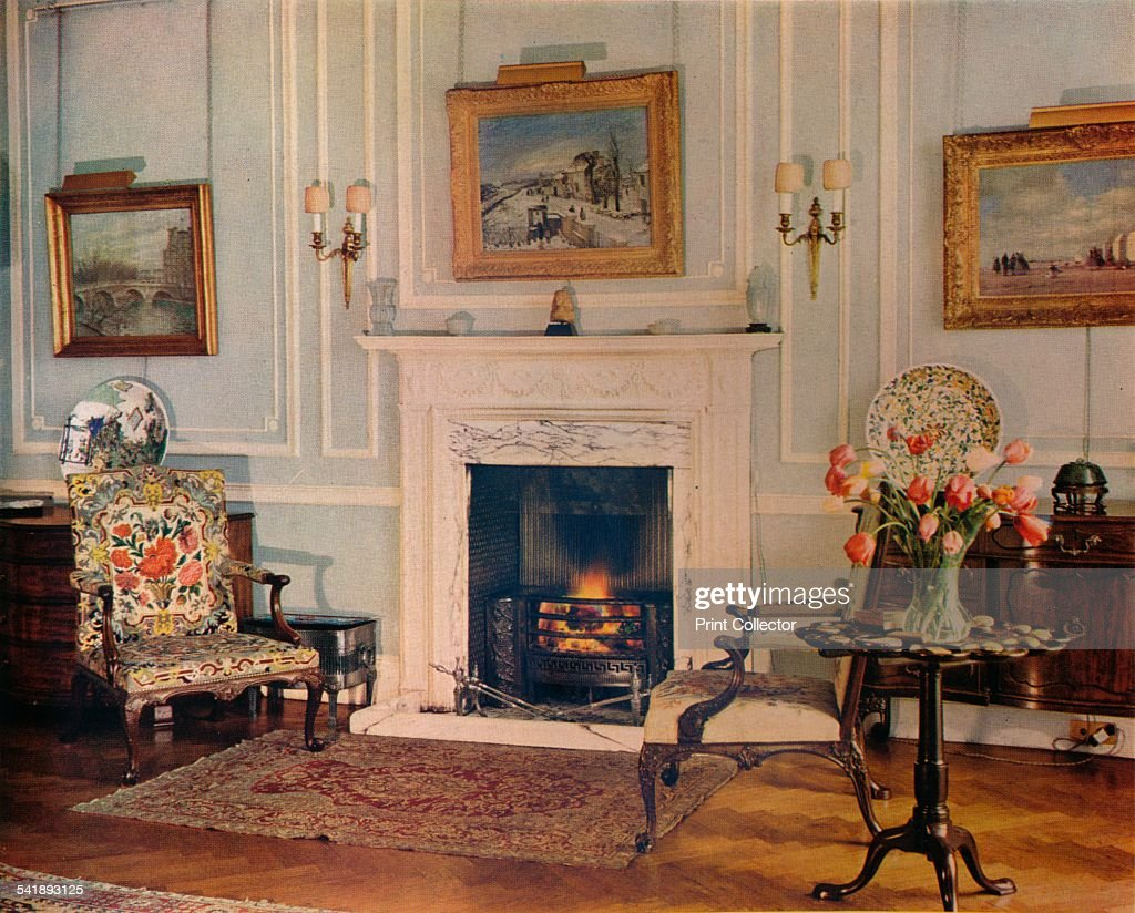 Excellent Room At The House Of Mrs Chester Beatty 24 Kensington Download Free Architecture Designs Rallybritishbridgeorg
