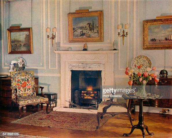 Room At The House Of Mrs Chester Beatty 1932 Pictures