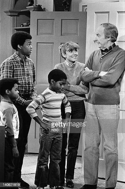 RENT STROKES Room for One More Episode 21 Pictured Gary Coleman as Arnold Jackson Todd Bridges as Willis Jackson Shavar Ross as Dudley Johnson Dana...