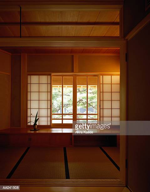 Room in a Japanese Home