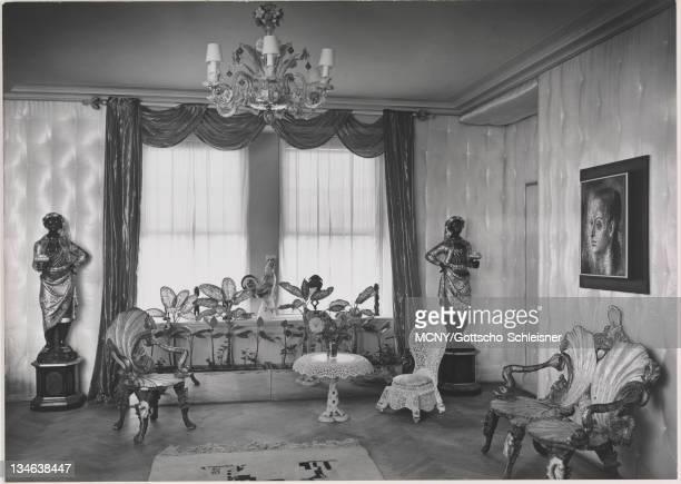 Room in Helena Rubinstein's apartment 300 Park Avenue September 13 1938