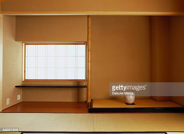 Room in Japanese home