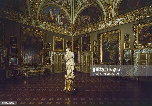 Room of Iliad Palatine Gallery Palazzo Pitti Florence Tuscany Italy