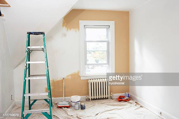 room renovation - reform stock pictures, royalty-free photos & images