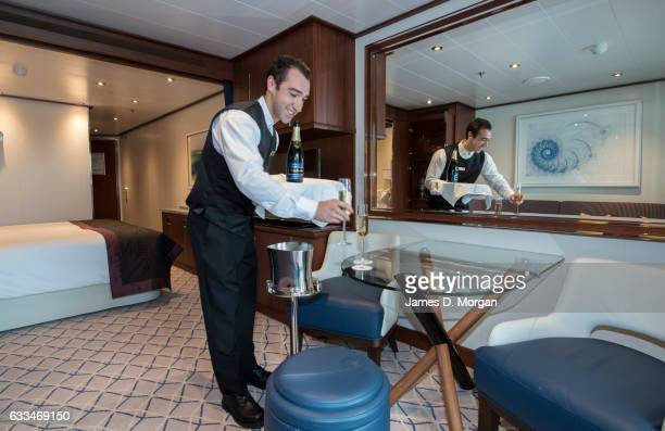 James Steward Stock Photos And Pictures Getty Images - Steward cruise ship