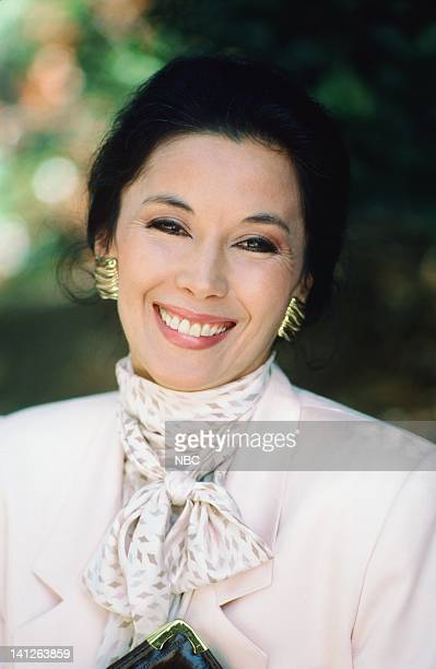 ST ELSEWHERE A Room with a View Episode 3 Pictured France Nuyen as Dr Paulette Kiem Photo by Ron Tom/NBCU Photo Bank