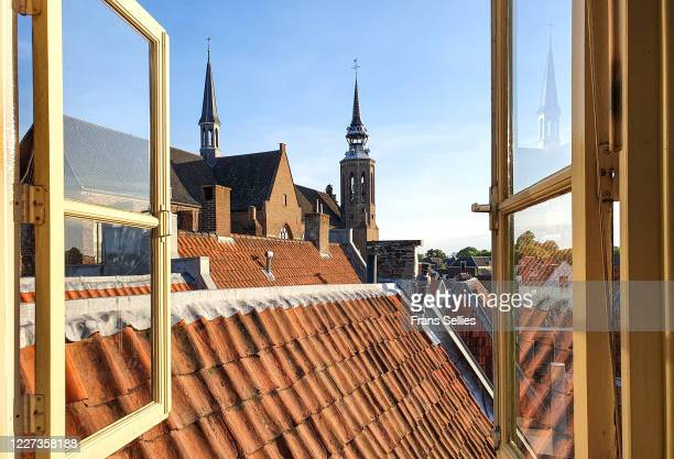 a room with a view, utrecht, the netherlands - ユトレヒト ストックフォトと画像
