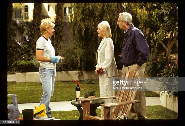 ELLEN 'Roommates' Airdate October 8 1997 GILBORN