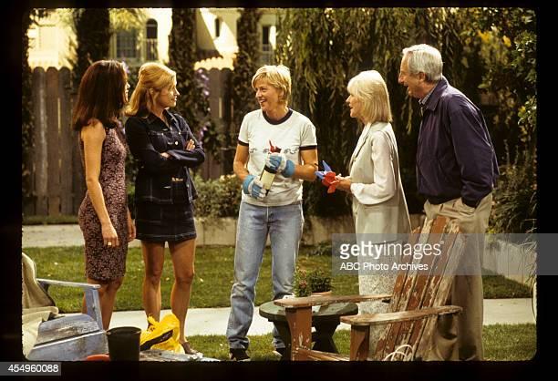 ELLEN 'Roommates' Airdate October 8 1997 GILBORN