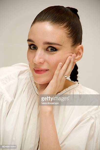 Rooney Mara at the 'Lion' press conference at the Fairmont Hotel on September 11 2016 in Toronto Canada