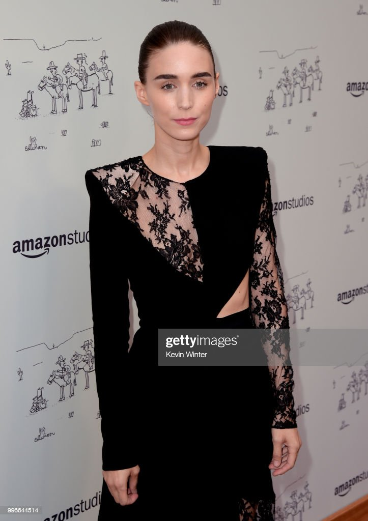 Rooney Mara attends Amazon Studios premiere of 'Don't Worry, He Wont Get Far On Foot' at ArcLight Hollywood on July 11, 2018 in Hollywood, California.