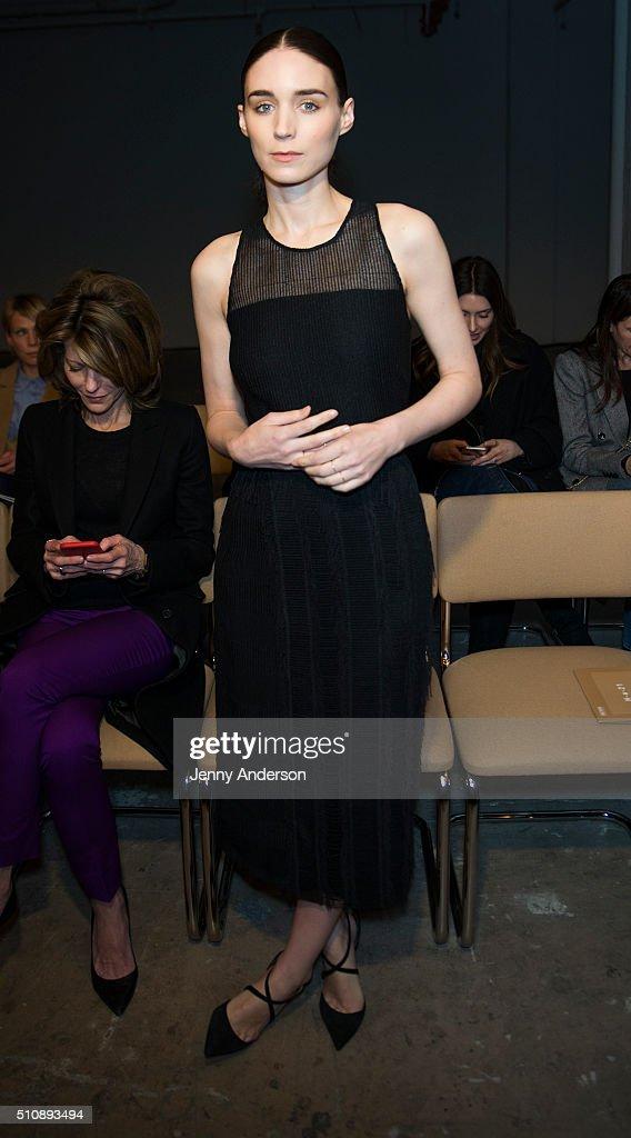 Boss Womenswear - Front Row & Backstage - Fall 2016 New York Fashion Week