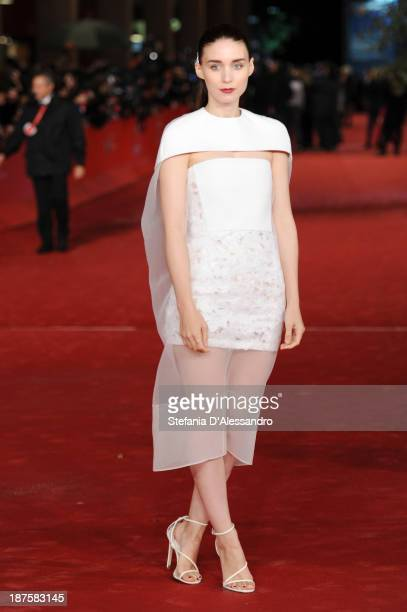 Rooney Mara attends 'Her' Premiere during The 8th Rome Film Festival on November 10 2013 in Rome Italy