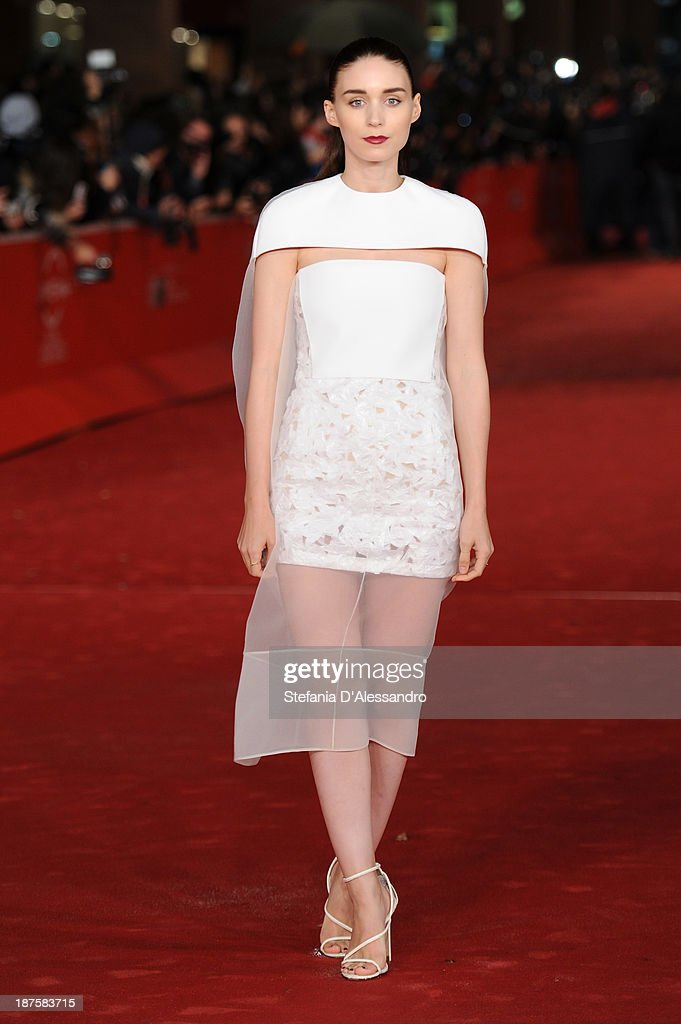 Rooney Mara attends 'Her' Premiere during The 8th Rome Film Festival on November 10, 2013 in Rome, Italy.