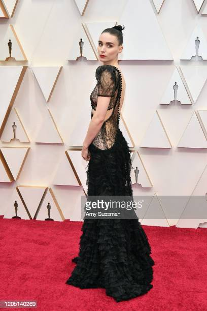 Rooney Mara attends the 92nd Annual Academy Awards at Hollywood and Highland on February 09 2020 in Hollywood California