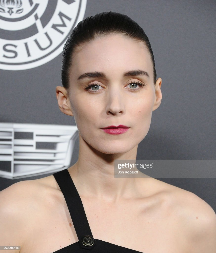 Rooney Mara attends The Art Of Elysium's 11th Annual Celebration - Heaven at Barker Hangar on January 6, 2018 in Santa Monica, California.