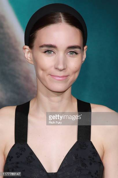 """Rooney Mara attends the premiere of Warner Bros Pictures """"Joker"""" on September 28, 2019 in Hollywood, California."""
