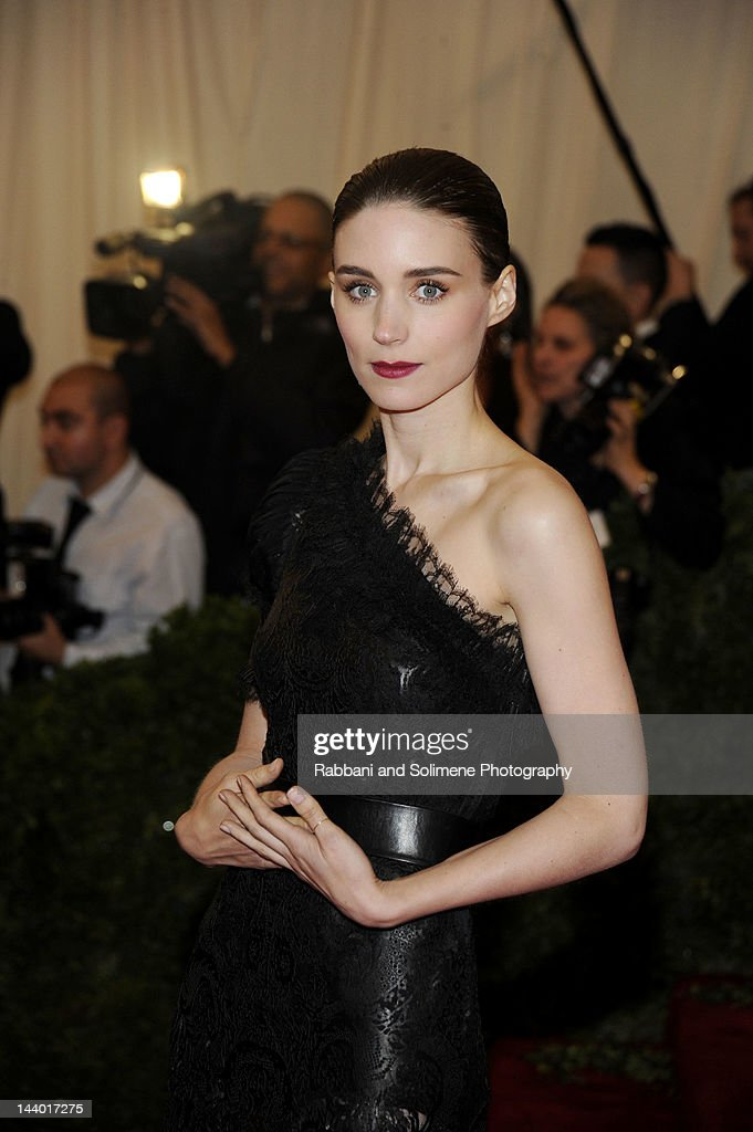 Rooney Mara attends the 'Schiaparelli And Prada: Impossible Conversations' Costume Institute Gala at the Metropolitan Museum of Art on May 7, 2012 in New York City.