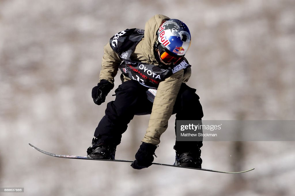 2017 U.S. Snowboarding Grand Prix at Copper - Halfpipe Skiing Finals & Big Air Snowboarding Qualification