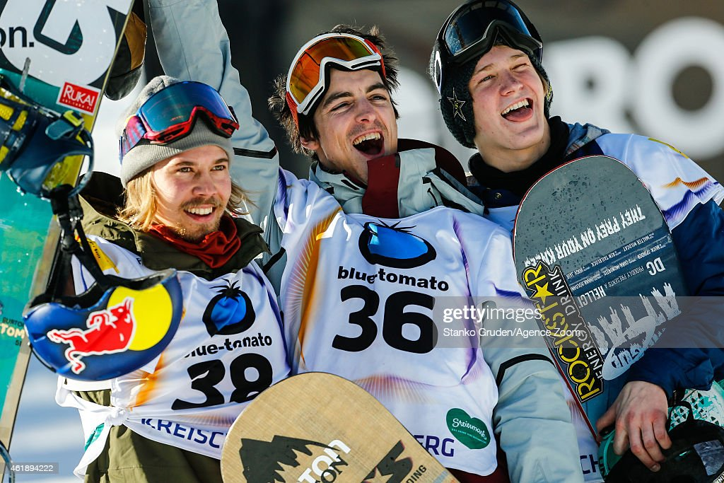 FIS Freestyle Ski & Snowboard World Championships - Men's and Women's Snowboard Slopestyle