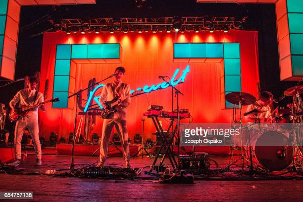 Roosevelt performs at the O2 Academy Brixton on March 16, 2017 in London, United Kingdom.