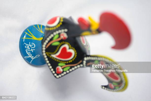 Rooster from Portugal (Souvenir of Portugal)