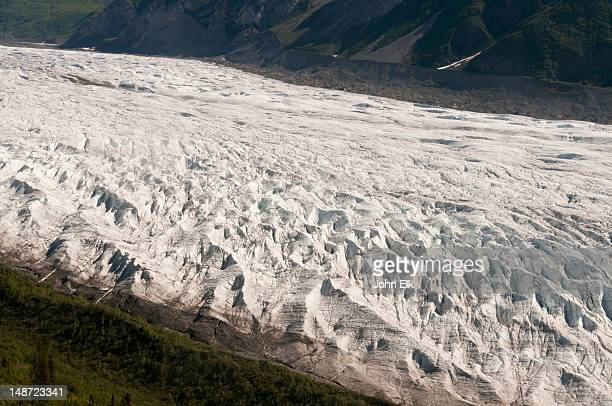 Root Glacier from air.