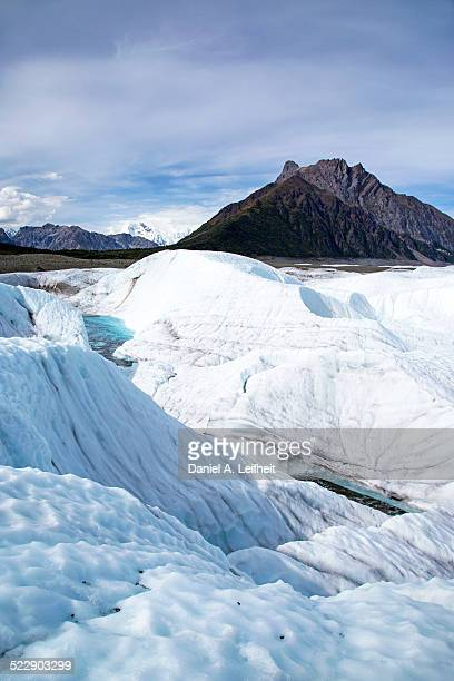 Root Glacier in Alaska