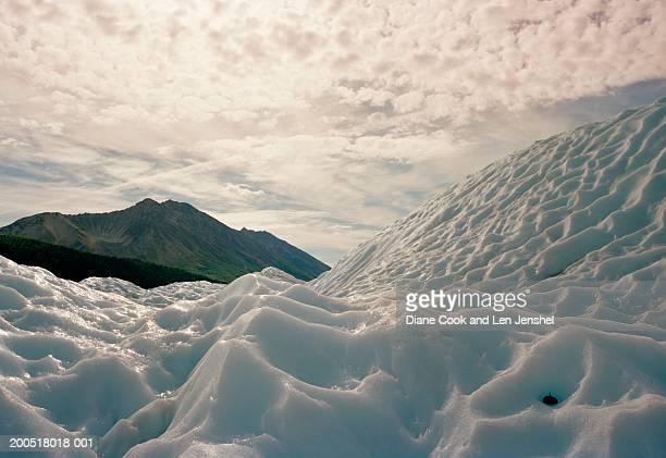 Root Glacier, Wrangell - St. Elias National Park, Alaska USA