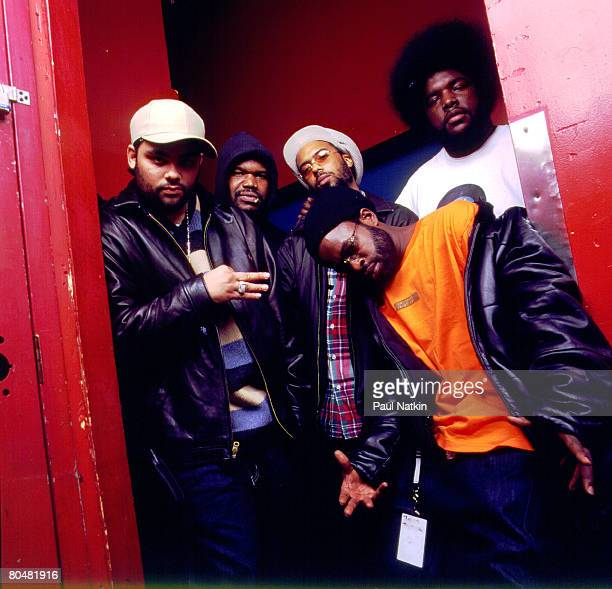 Roots on 10/24/00 in ChicagoIl